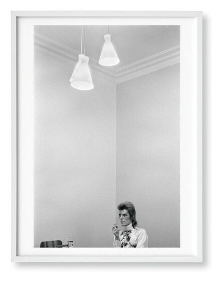 Mick Rock, 'The Rise of David Bowie. 1972-1973. Art Edition B', 2015