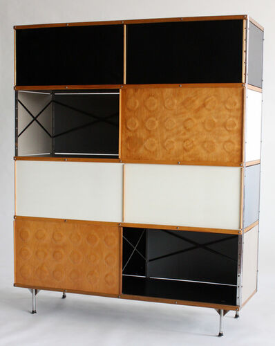 Charles and Ray Eames, 'Eames Storage Unit 400N', 1954