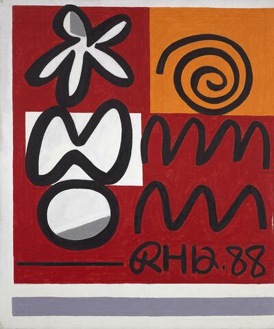 Raymond Hendler, 'RH 12.88', 1988