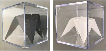 Jiae Hwang, 'Multidimensional Map of Invisible Sky   Multidimensional Map of Air', 2013
