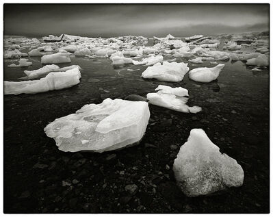 Sebastian Copeland, 'Ice Graveyard II, Antartica', 2007