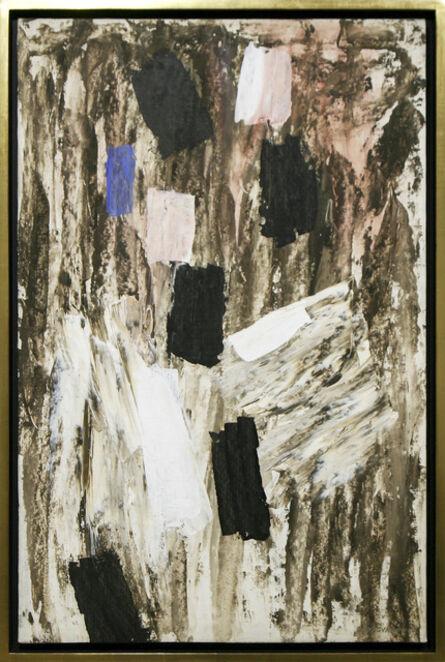 Nina Tryggvadottir, 'Abstraction (NT-OL-60-10)', 1960