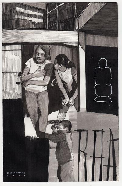 Hugo Crosthwaite, 'Untitled 010', 2021