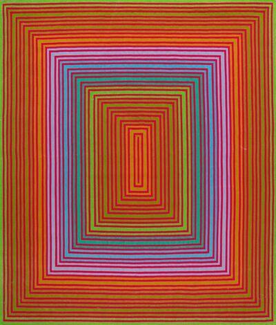 Richard Anuszkiewicz, 'Untitled', 1974