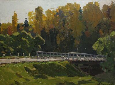 Aleksandr Timofeevich Danilichev, 'Autumn day', 1959