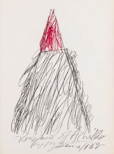 Cy Twombly, 'Twombly', 1963