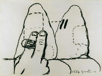 Philip Guston, 'No Title', 1970