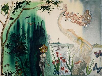 Salvador Dalí, 'Les Quatre Saisons : Le Printemps', 1972