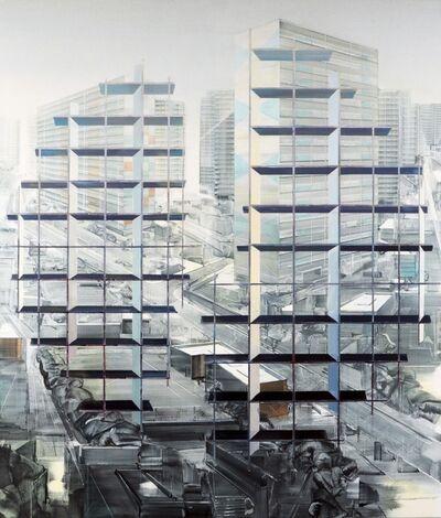 Driss Ouadahi, 'Interplay (Wechselspiel)', 2014