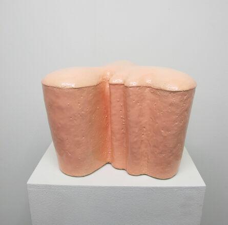 Hesselholdt & Mejlvang, 'Flesh Tinted Urn #1', 2014