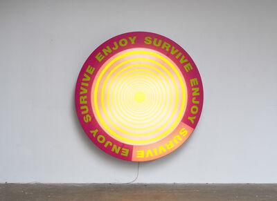 Olaf Nicolai, 'ENJOY/SURVIVE (II)', 2001