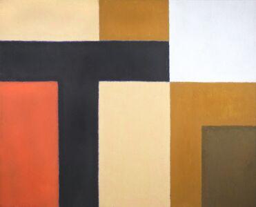 Jacob Kainen, 'Barrier I', 1983