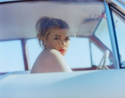 Todd Hido, 'Selections From A Survey - Khrystyna's World   ', 2015