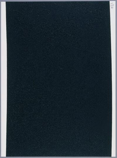 Richard Serra, 'Extension #3', 2004