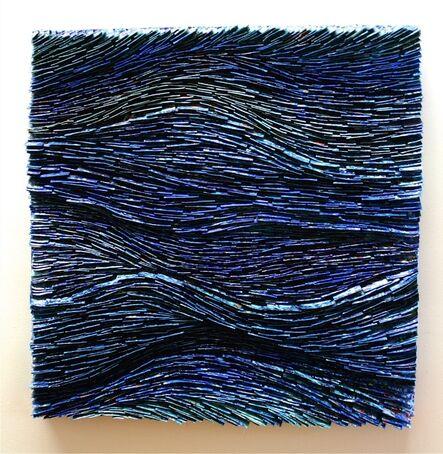 Pat McNabb Martin, 'Waves Interpreted Strata'