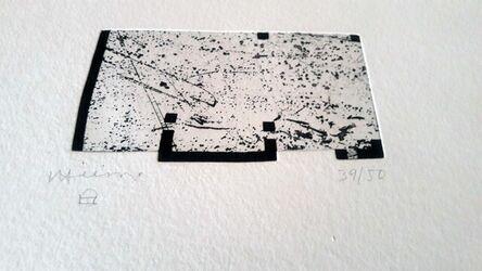 Eduardo Chillida, 'Itsasoratu I', 1998