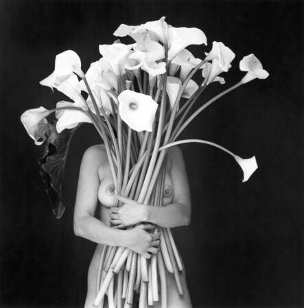 Flor Garduño, 'Abrazo de luz', 2000