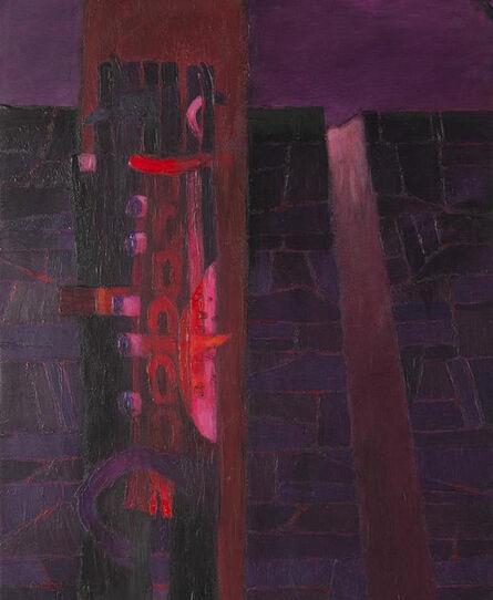 Fernando de Szyszlo, 'Camino a Mendieta', 2013