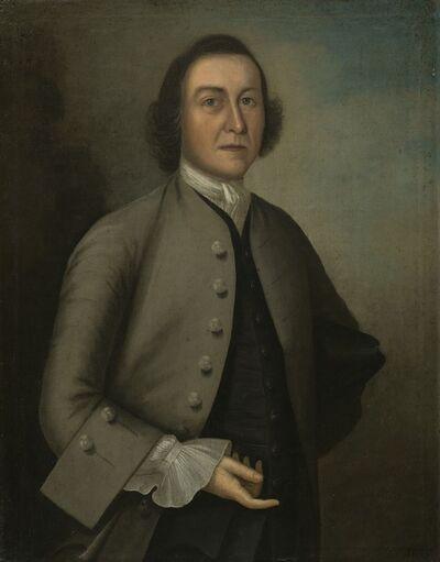 Joseph Badger, 'Dr. William Foster', 1755