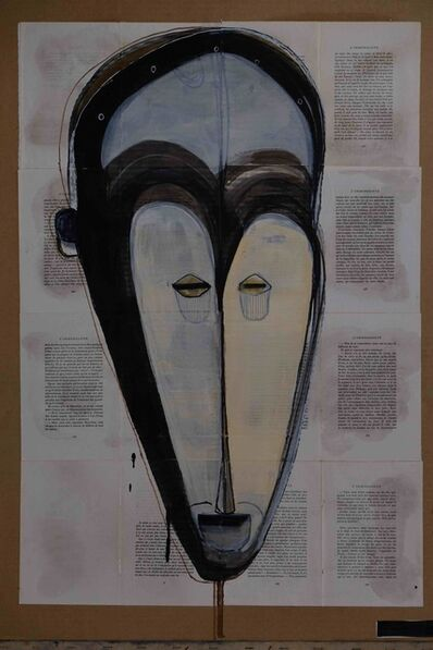 Richard Butler-Bowdon, 'APOTROPAIA: L'Immortaliste series, Part 3', 2015