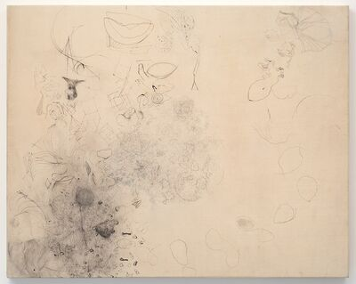 Shelagh Wakely, 'From the series As Yet Unnamed drawings - Poison', 1988-1990