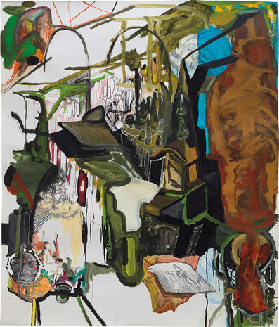 Jorge Queiroz, 'Untitled', 2006