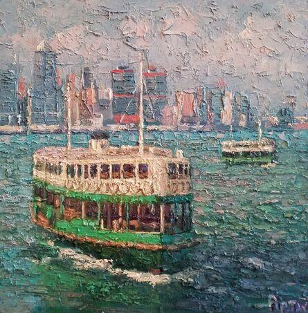 Pip Todd-Warmoth, 'Hong Kong Ferry', 2019