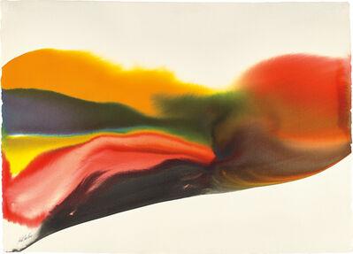 Paul Jenkins, 'Phenomenon Jade Pass', 1975