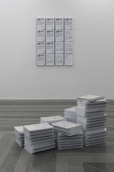 Kateřina Šedá, 'MIRROR HILL', 2010