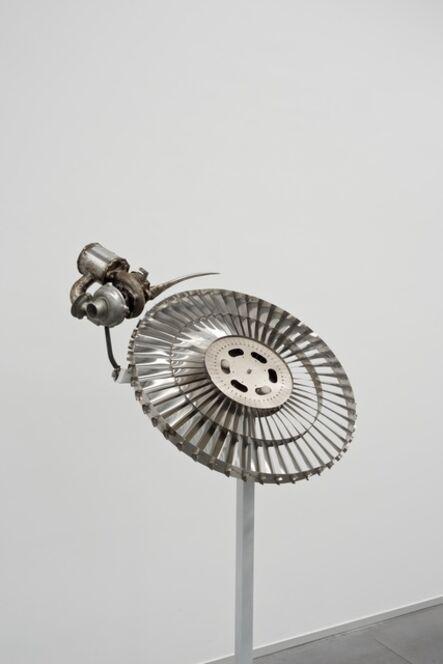 Panamarenko, 'Turbo Jet Engine Alladin', 1987