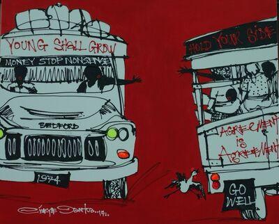Diseye Tantua, 'The Young Shall Grow', 2014