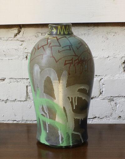 Maksudur Rahman, 'Grafitti Vase', 2020