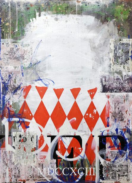 Zavier Ellis, 'Red Terror', 2019