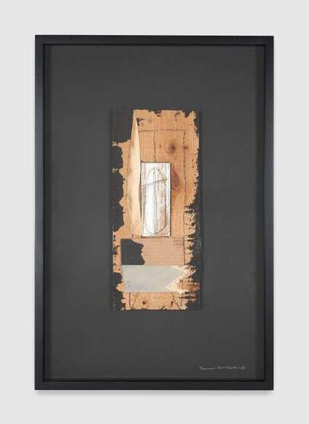 Louise Nevelson, 'Untitled', ca. 1980