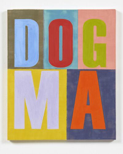 ANNE BERNING, 'DOGMA 3', 2016