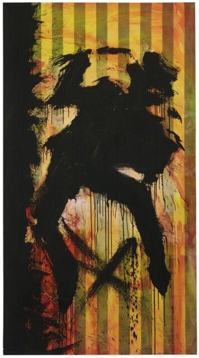 Richard Hambleton, 'Jumping Shadow Manila ', 1982