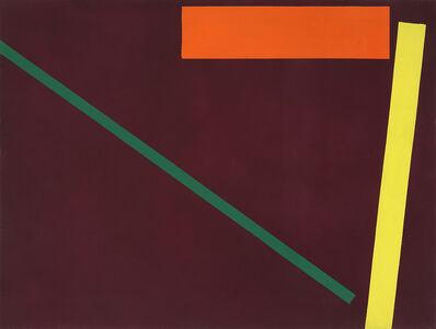 Michael Johnson (b. 1938), 'Senegal Friend', 1974
