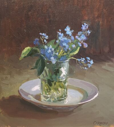 Kelly Carmody, 'Forget Me Nots', 2018
