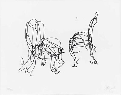 Frank Gehry, 'Sitonme from the Artist for Obama Portfolio', 2008