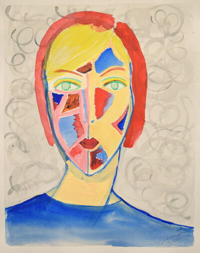 Guiomar Giraldo-Baron, 'What I Don't See', 2017