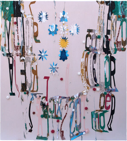 Dennis Hollingsworth, 'LA PRESA', 2016