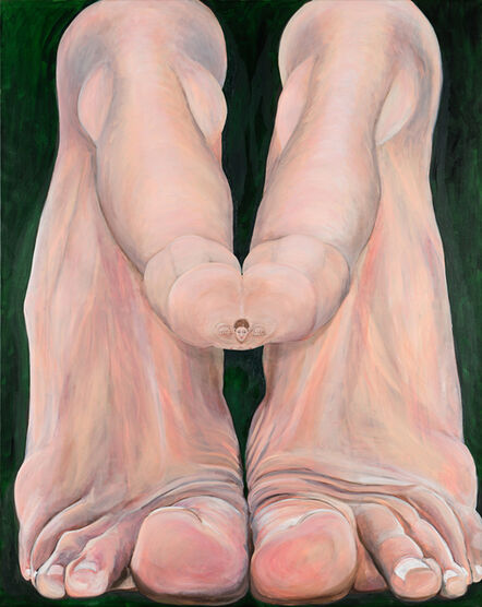 Jana Euler, 'under this perspective, 1', 2015