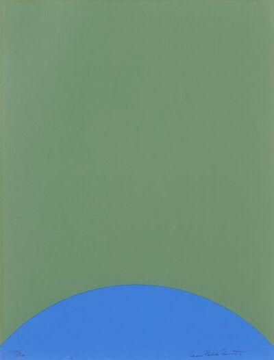Leon Polk Smith, 'Tamarind H', 1968