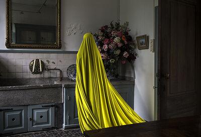 Güler Ates, 'The Shoreless flowers III', 2014