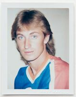 Andy Warhol, 'Andy Warhol, Polaroid Portrait of Wayne Gretzky'