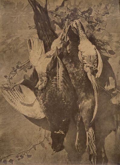 Charles Nègre, 'Still Life of Game Birds', ca. 1855