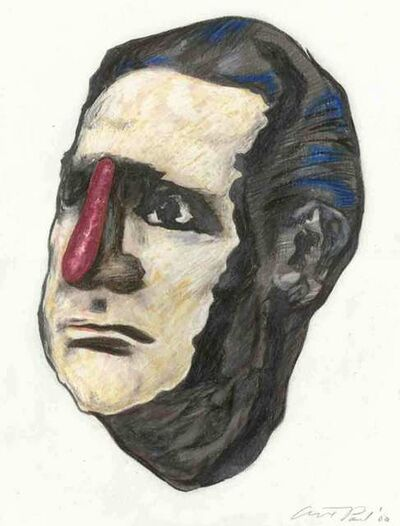 Art Paul, 'Head Study 18', 2000