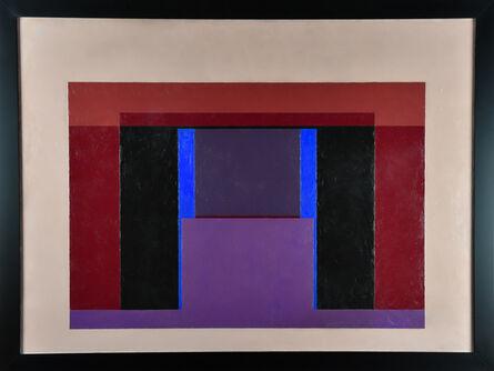 Sewell Sillman, 'The Palace (Version 2)', 1961
