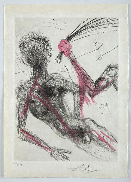 Salvador Dalí, 'La Femme au Fouet', 1969