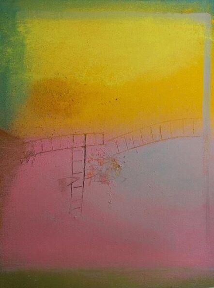 Regi Bardavid, 'Standing On Pink Ground ', 2018